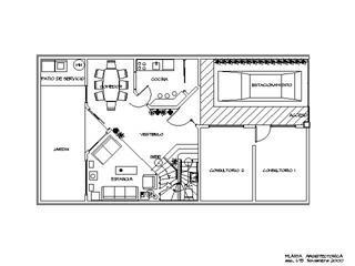 Casa fuentes estelo for Simbologia arquitectonica para casas